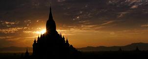 Myanmar in het klein