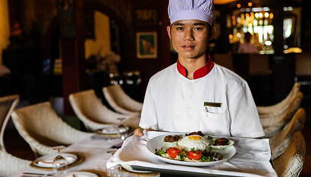 Waar eten in Yangon