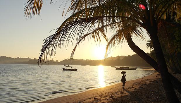 Beachsafari aan de kust van Myanmar