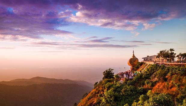 Het onbekende zuiden van Myanmar