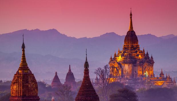 Een visum voor Myanmar aanvragen